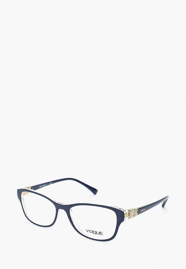 Купить Оправа Vogue® Eyewear, VO5170B 2563, VO007DWUUS82, синий, Весна-лето 2018