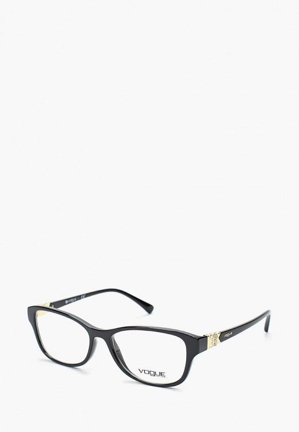 Купить Оправа Vogue® Eyewear, VO5170B W44, VO007DWUUS83, черный, Весна-лето 2018