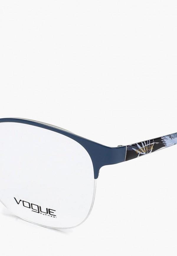 Фото 7 - Оправа Vogue® Eyewear синего цвета