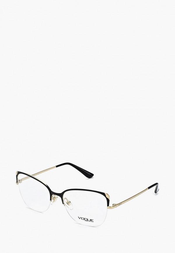 Купить Оправа Vogue® Eyewear, VO4077 352, VO007DWZBC39, черный, Осень-зима 2018/2019