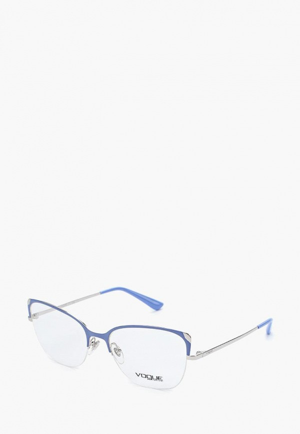 Купить Оправа Vogue® Eyewear, VO4077 5073, VO007DWZBC41, синий, Осень-зима 2018/2019