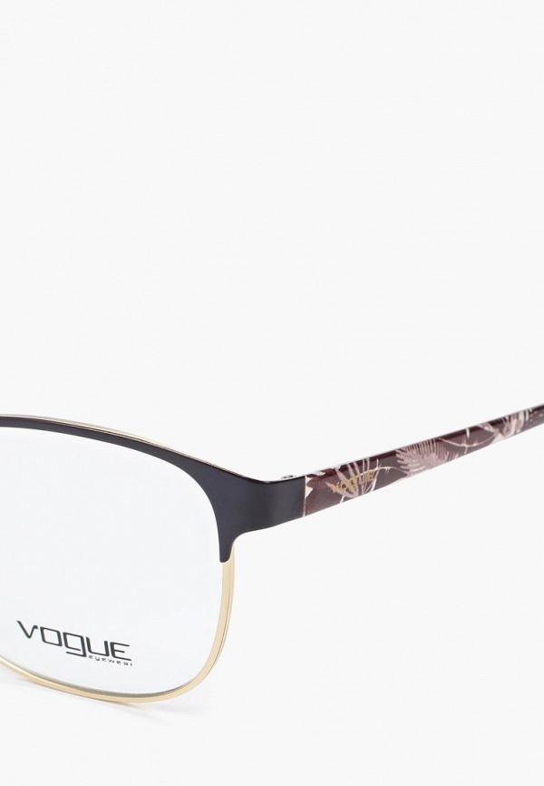 Фото 7 - Оправа Vogue® Eyewear коричневого цвета