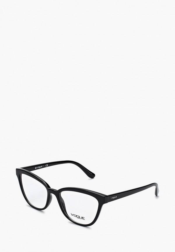 Купить Оправа Vogue® Eyewear, VO5202 W44, VO007DWZBC57, черный, Весна-лето 2018