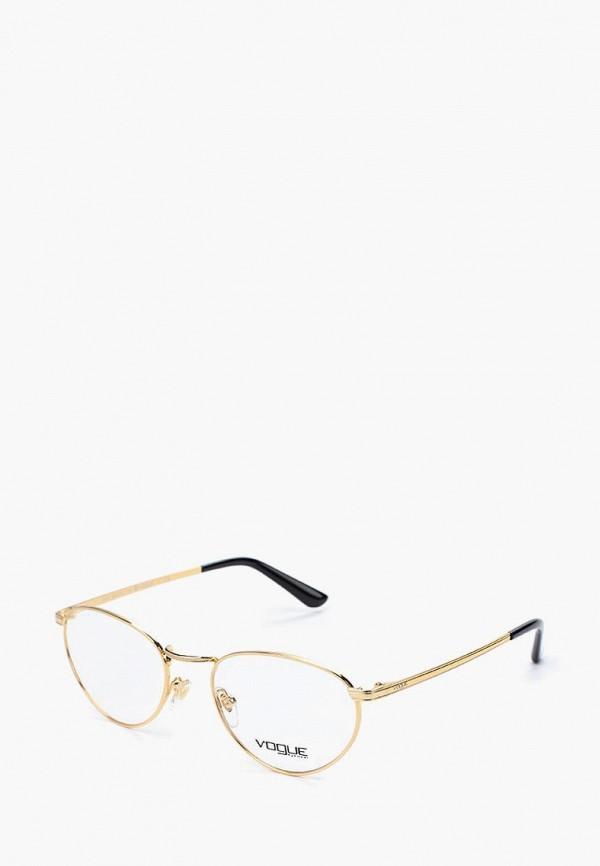 Купить Оправа Vogue® Eyewear, VO4084 280, VO007DWZBC58, золотой, Осень-зима 2018/2019