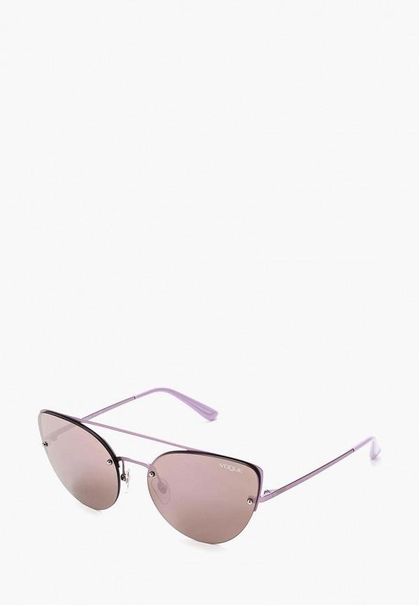Очки солнцезащитные Vogue® Eyewear Vogue® Eyewear VO007DWZBF29 очки солнцезащитные vogue® eyewear vogue® eyewear vo007dwozh35