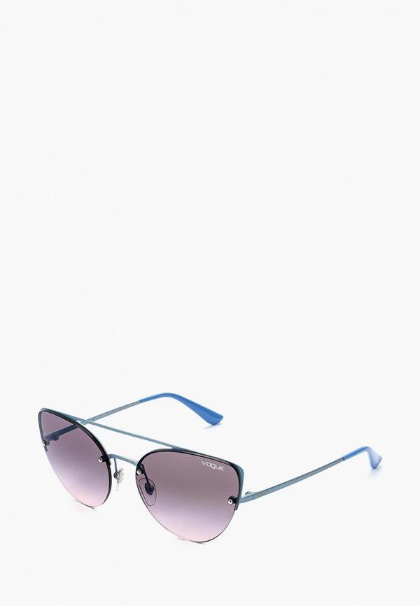 Очки солнцезащитные Vogue® Eyewear Vogue® Eyewear VO007DWZBF30 оправа vogue® eyewear vogue® eyewear vo007dwzbc55