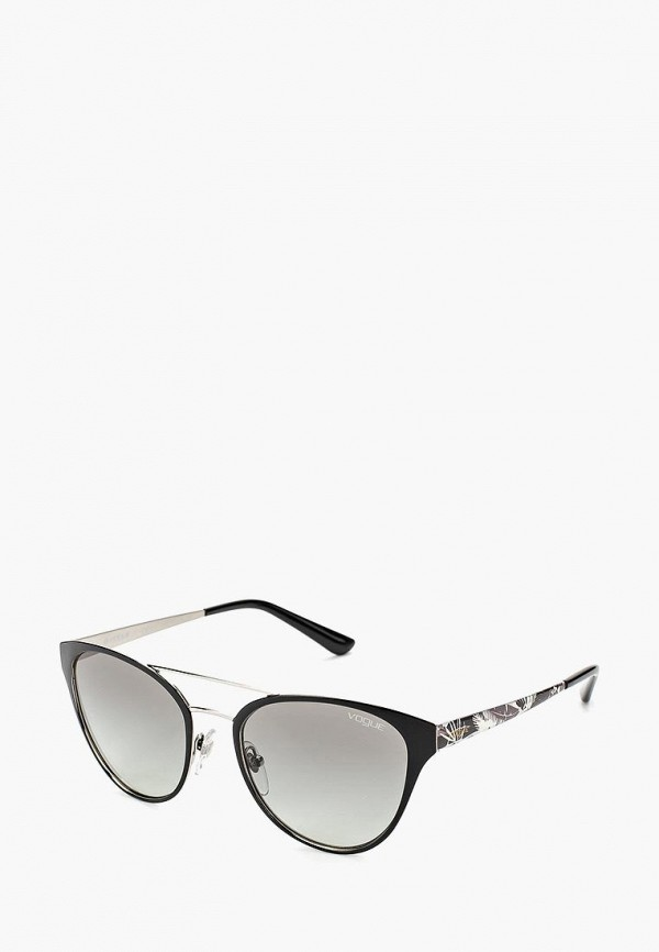 Очки солнцезащитные Vogue® Eyewear Vogue® Eyewear VO007DWZBF31 очки солнцезащитные vogue® eyewear vogue® eyewear vo007dwtzd74