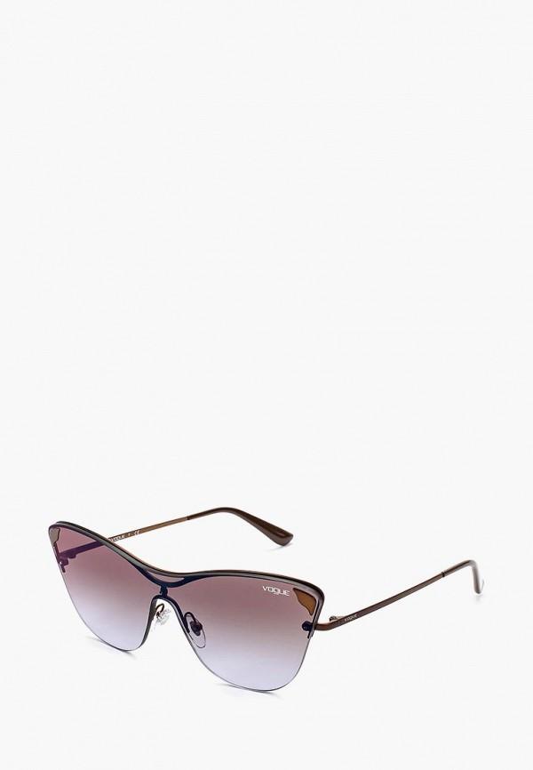 Очки солнцезащитные Vogue® Eyewear Vogue® Eyewear VO007DWZBF35 очки солнцезащитные vogue® eyewear vogue® eyewear vo007dwaupa2