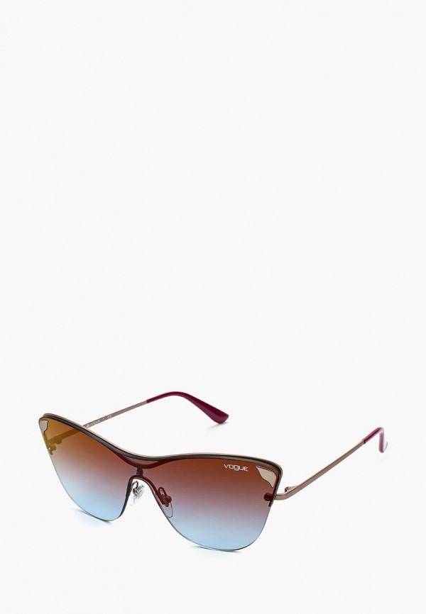 Очки солнцезащитные Vogue® Eyewear Vogue® Eyewear VO007DWZBF36 очки солнцезащитные vogue® eyewear vogue® eyewear vo007dwaupa2
