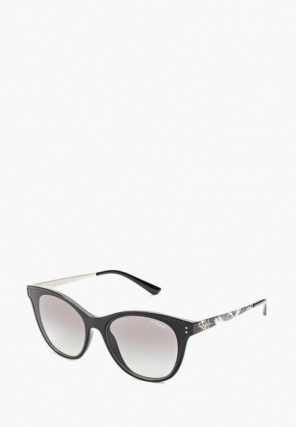 Купить Очки солнцезащитные Vogue® Eyewear, VO5205S W44/11, vo007dwzbf41, черный, Весна-лето 2019
