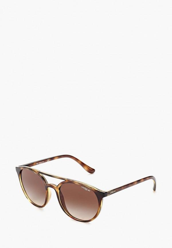 Очки солнцезащитные Vogue® Eyewear Vogue® Eyewear VO007DWZBF54 очки солнцезащитные vogue® eyewear vogue® eyewear vo007dwzbf65