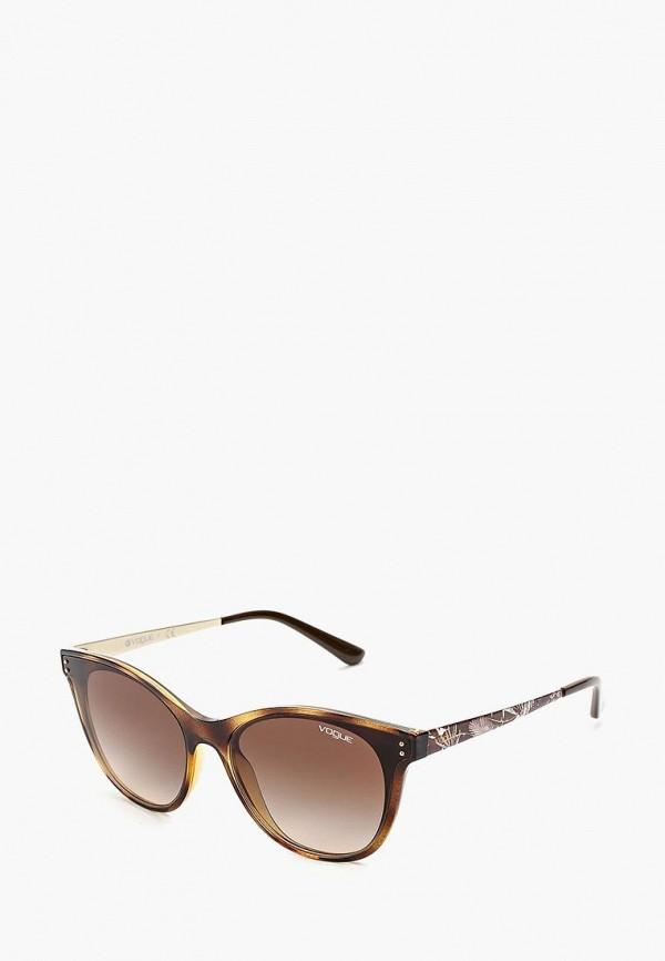 Очки солнцезащитные Vogue® Eyewear Vogue® Eyewear VO007DWZBF55 baon весна лето 2017 vogue