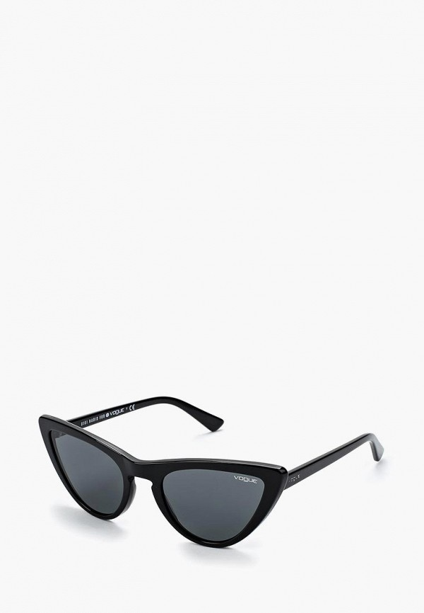Купить Очки солнцезащитные Vogue® Eyewear, VO5211S W44/87, vo007dwzbf62, черный, Осень-зима 2018/2019