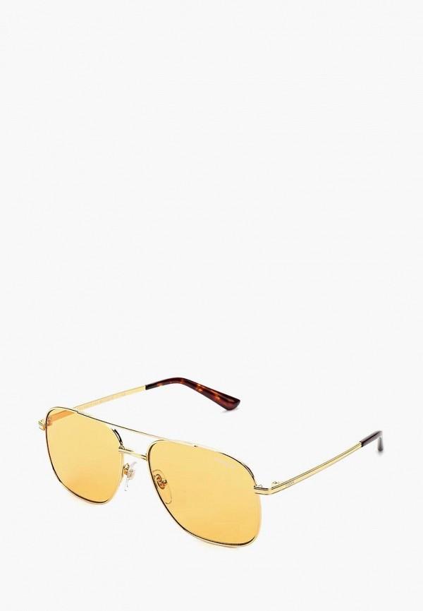 Купить Очки солнцезащитные Vogue® Eyewear, VO4083S 280/7, VO007DWZBF64, золотой, Осень-зима 2018/2019