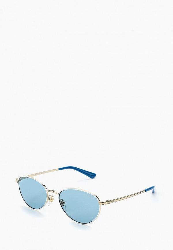 Купить Очки солнцезащитные Vogue® Eyewear, VO4082S 848/80, VO007DWZBF69, белый, Осень-зима 2018/2019