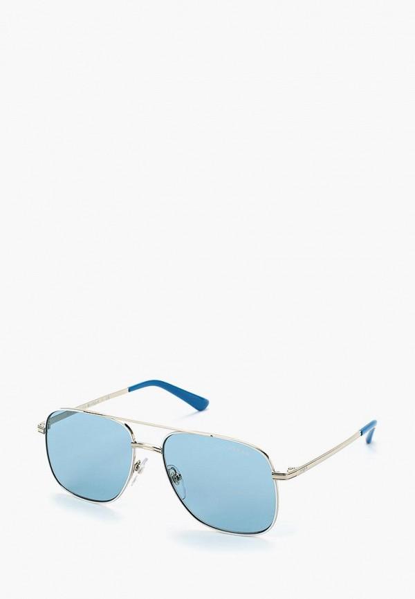 Купить Очки солнцезащитные Vogue® Eyewear, VO4083S 848/80, VO007DWZBF70, серебряный, Осень-зима 2018/2019
