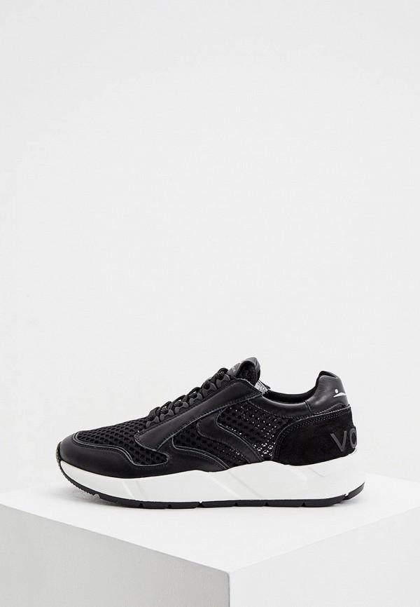 мужские кроссовки voile blanche, черные