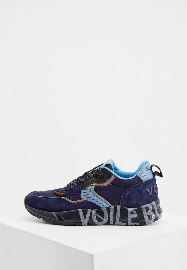 мужские кроссовки voile blanche, синие