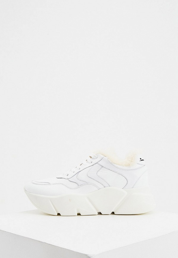 женские кроссовки voile blanche, белые