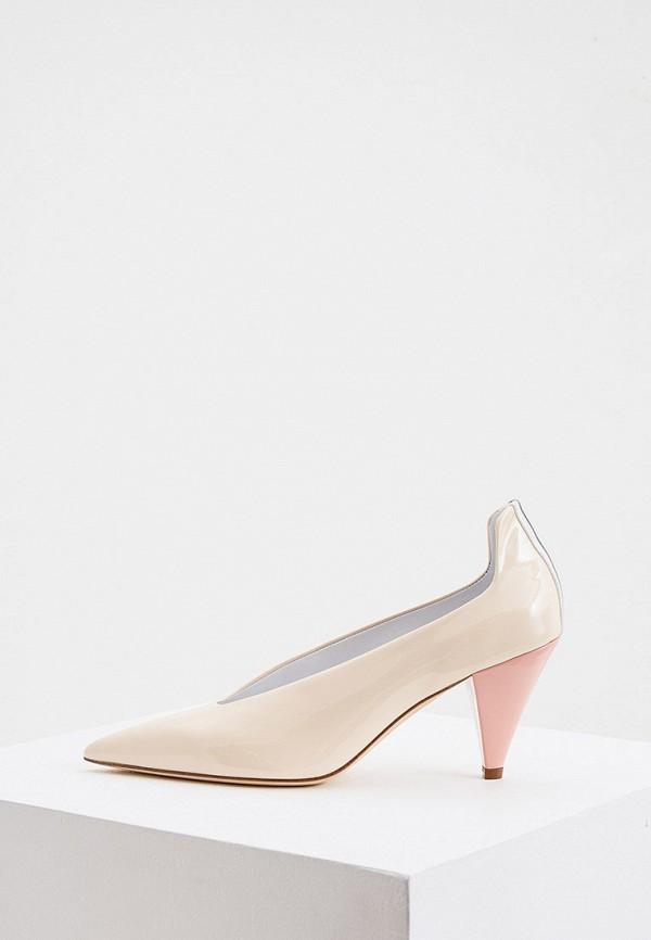 женские туфли vseason, розовые
