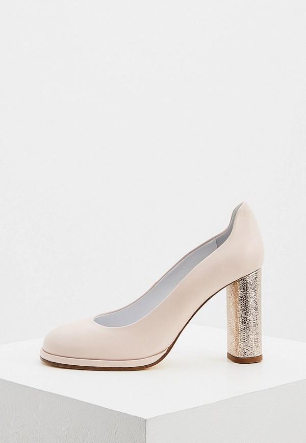женские туфли vseason, бежевые