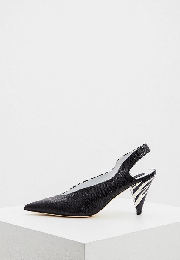 женские туфли vseason, черные