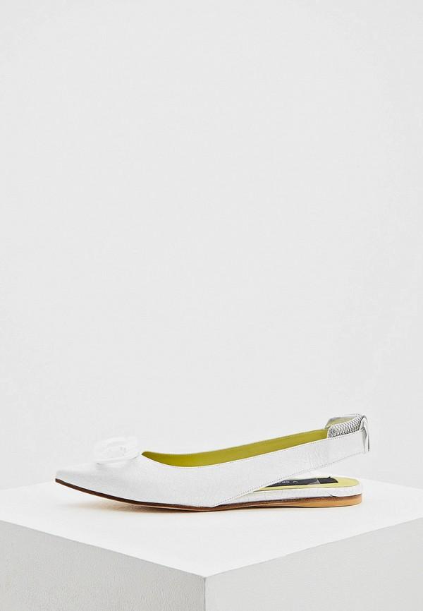 женские туфли vseason, белые