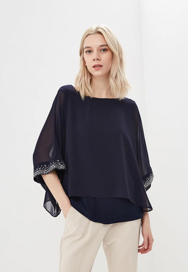 Блуза Wallis Wallis WA007EWBHBL0 блуза wallis wallis wa007ewatyp7