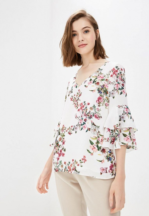 Блуза Wallis Wallis WA007EWCIIG5 блуза wallis wallis wa007ewbqgr6