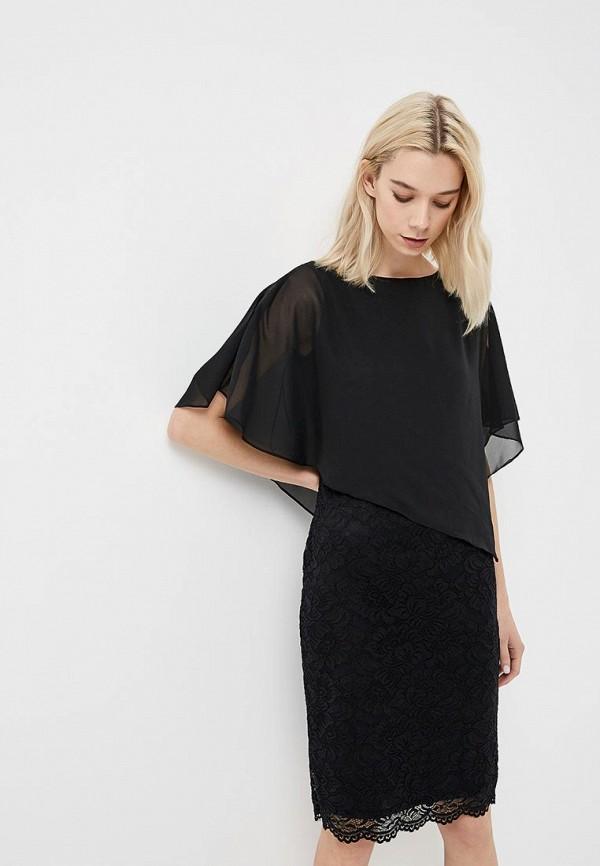 Купить Платье Wallis, wa007ewcrjx4, черный, Осень-зима 2018/2019