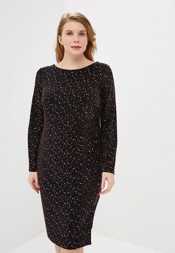 Купить Платье Wallis, wa007ewdohq4, черный, Осень-зима 2018/2019