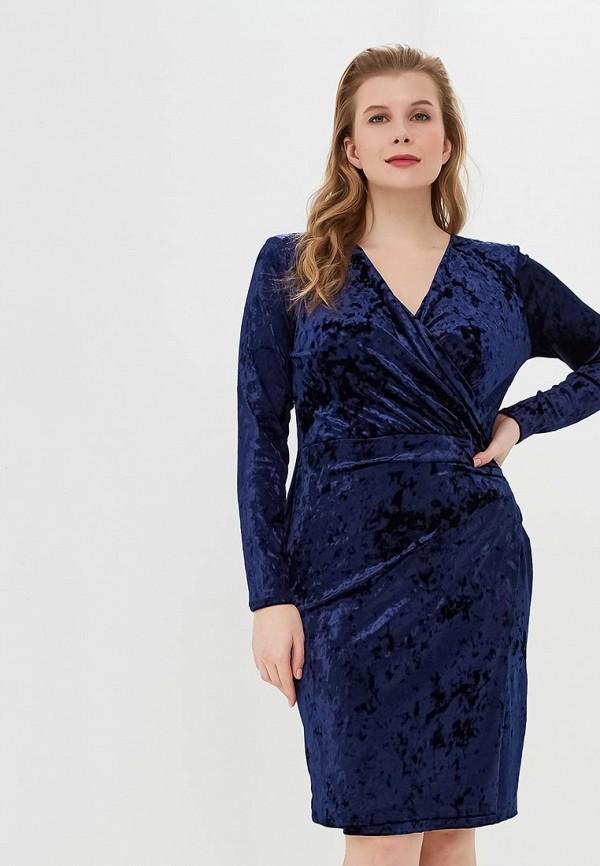 Купить Платье Wallis, wa007ewdohr0, синий, Осень-зима 2018/2019