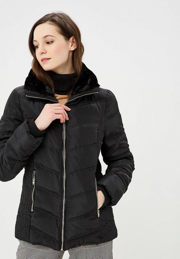 Куртка утепленная Wallis Wallis WA007EWDTQX3 куртка кожаная wallis wallis wa007ewayxi7