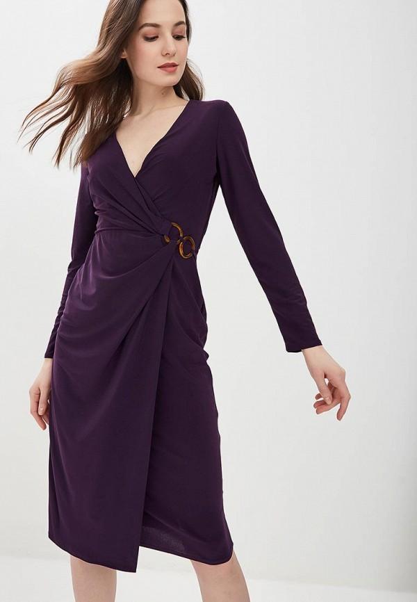 женское вечерние платье wallis, фиолетовое