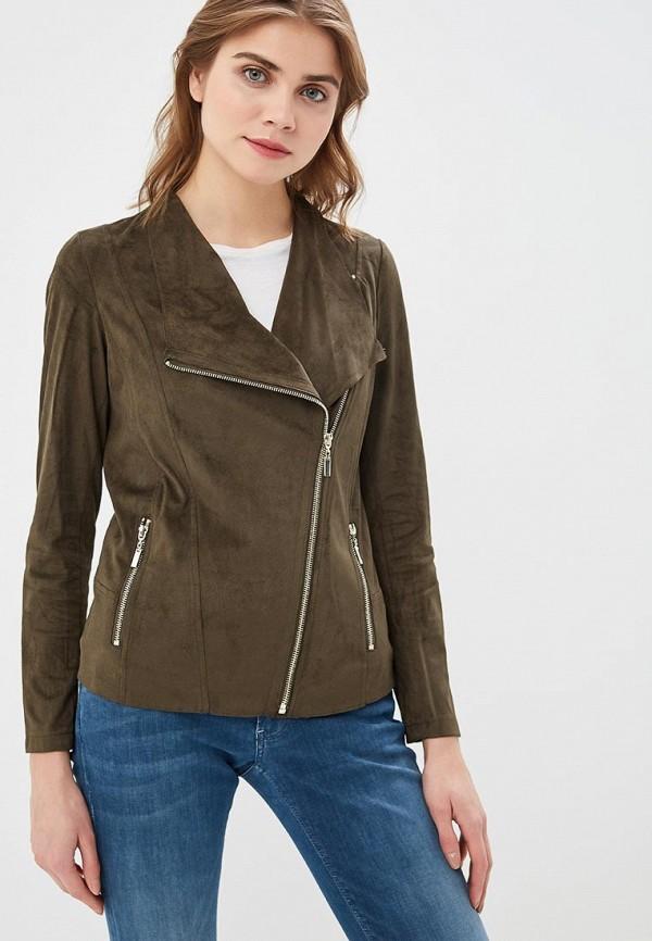 женская куртка wallis, хаки