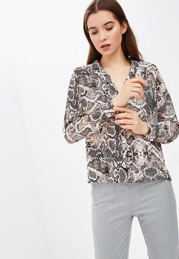 женская блузка wallis, розовая