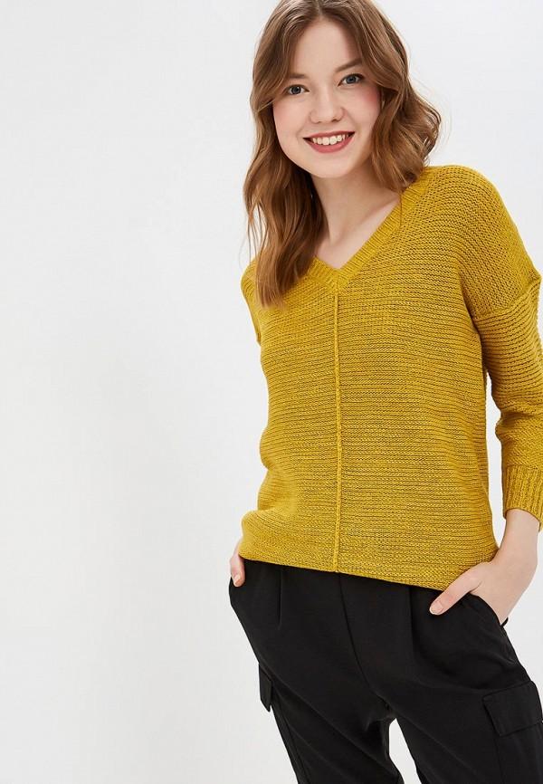 женский пуловер wallis, желтый