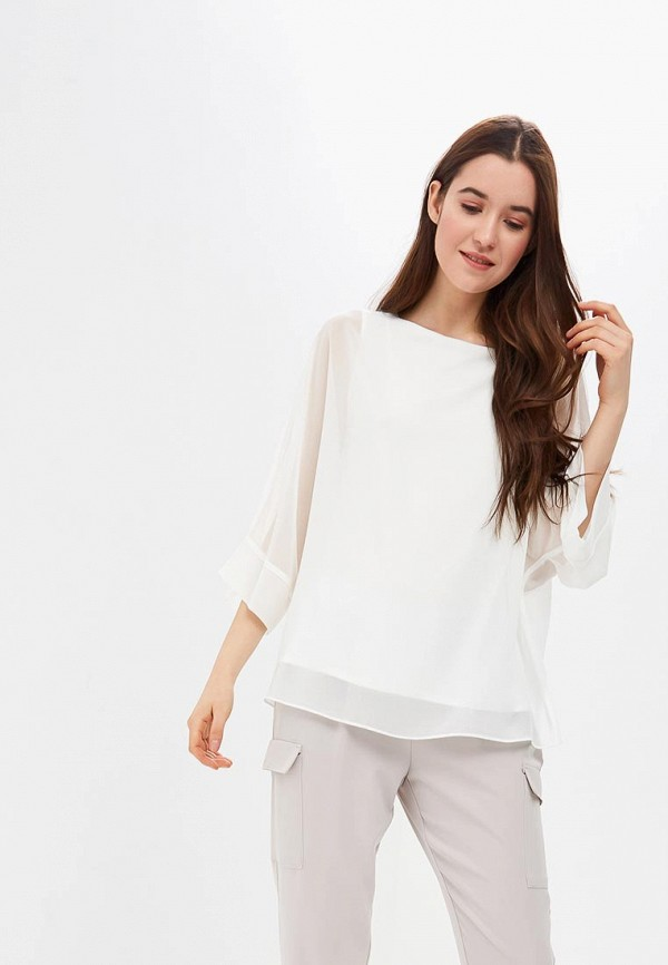 женская блузка wallis, белая