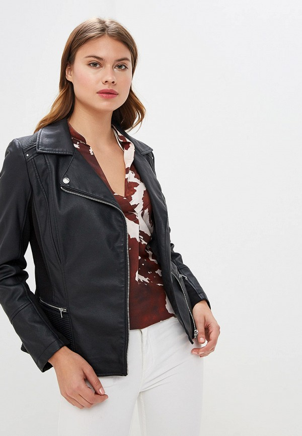 Куртка кожаная Wallis Wallis WA007EWEWRX0 куртка кожаная wallis wallis wa007ewayxi7