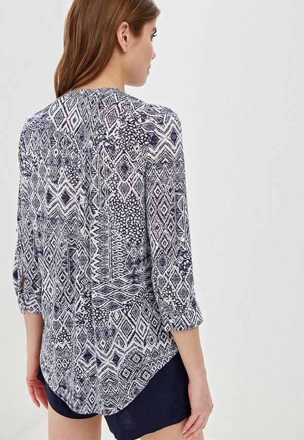 Фото 3 - женскую рубашку Wallis голубого цвета