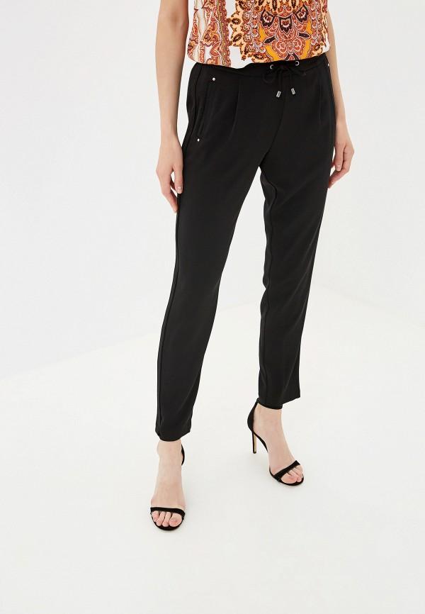 Купить женские брюки Wallis черного цвета