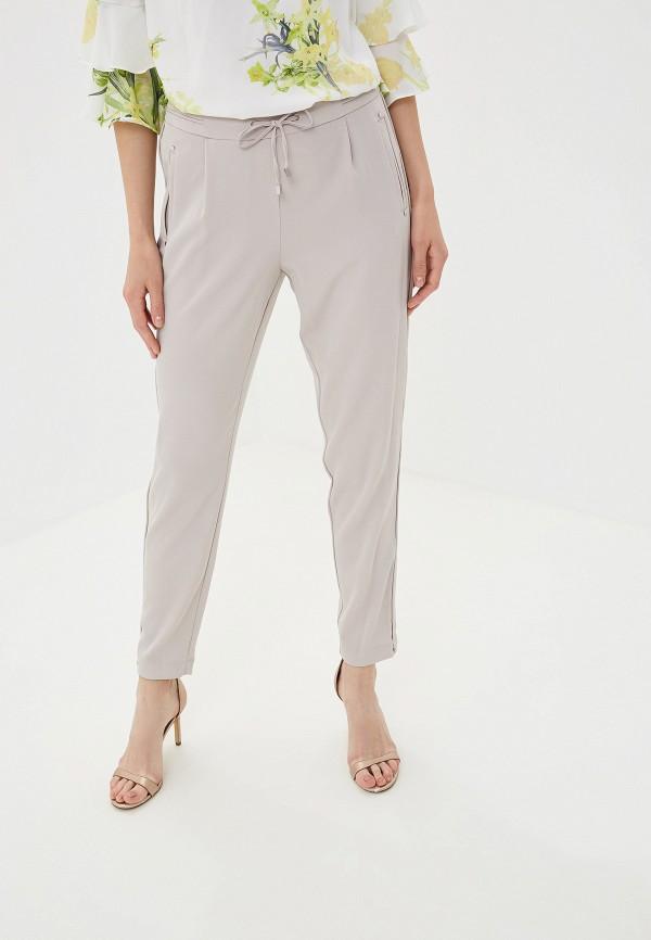 женские повседневные брюки wallis, бежевые