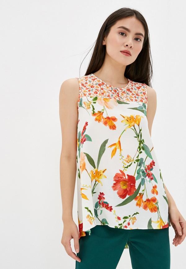 Блуза Wallis Wallis WA007EWFQAP8 блуза wallis wallis wa007ewbycv2