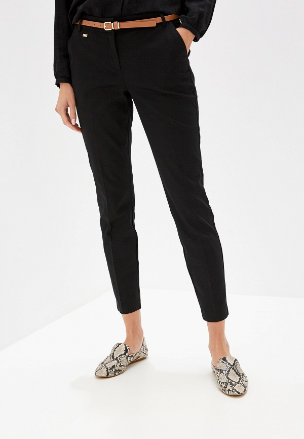 Фото - мужские брюки Wallis черного цвета