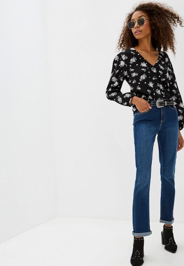 Фото 2 - женские джинсы Wallis синего цвета