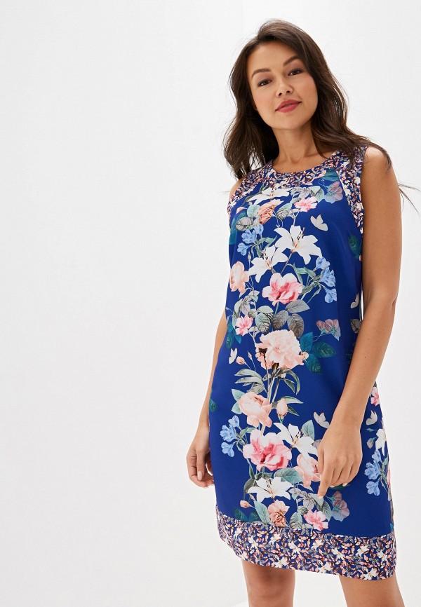 Фото - Женское платье Wallis синего цвета