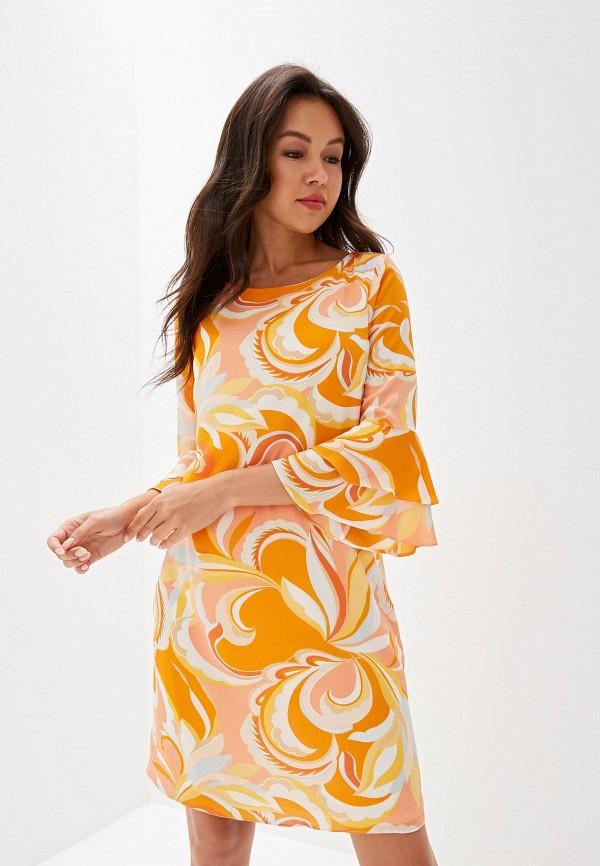 Фото - Женское платье Wallis оранжевого цвета