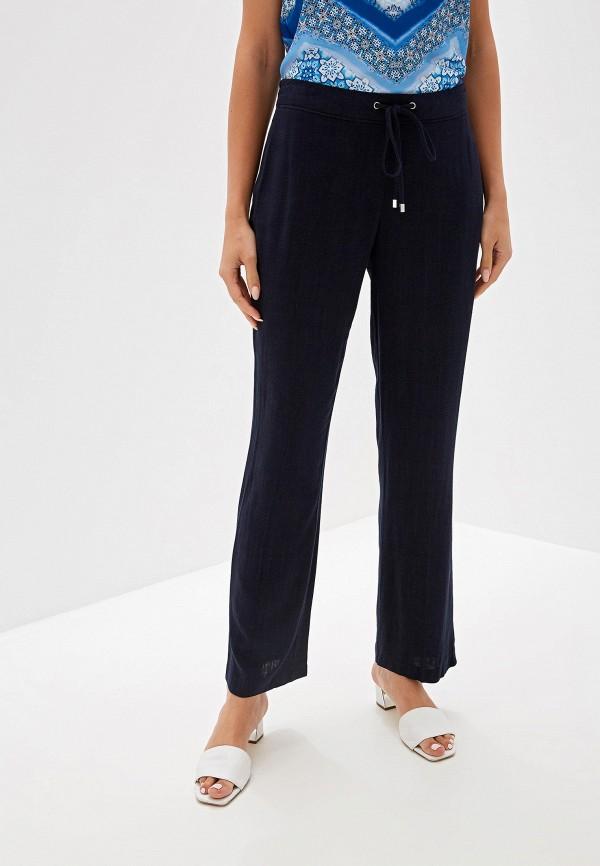 Фото - Женские брюки Wallis синего цвета
