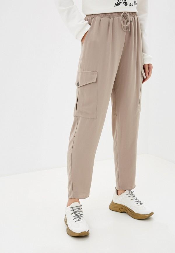 женские брюки wallis, бежевые