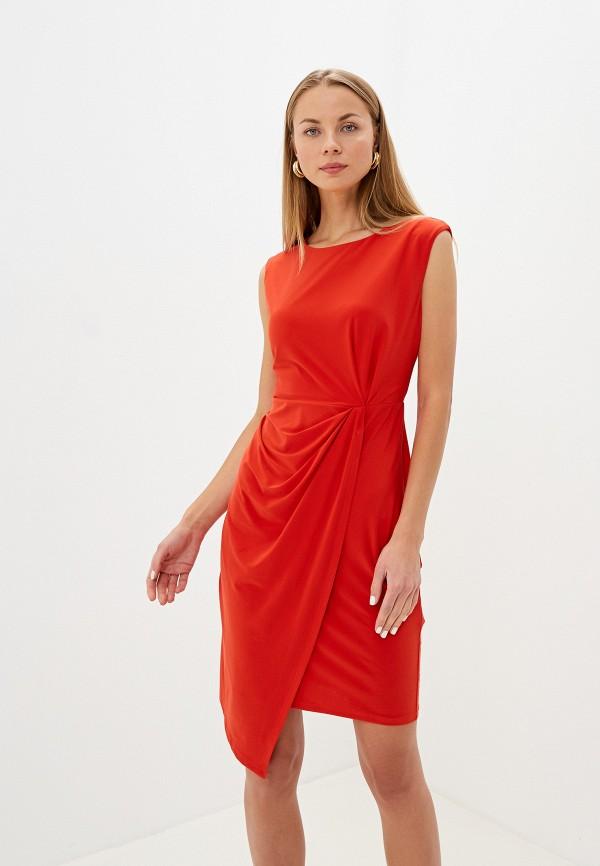женское повседневные платье wallis, красное